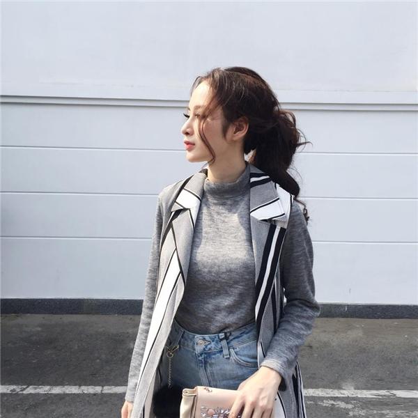 """Angela Phương Trinh xuống phố với style """"kín cổng cao tường"""". - Tin sao Viet - Tin tuc sao Viet - Scandal sao Viet - Tin tuc cua Sao - Tin cua Sao"""