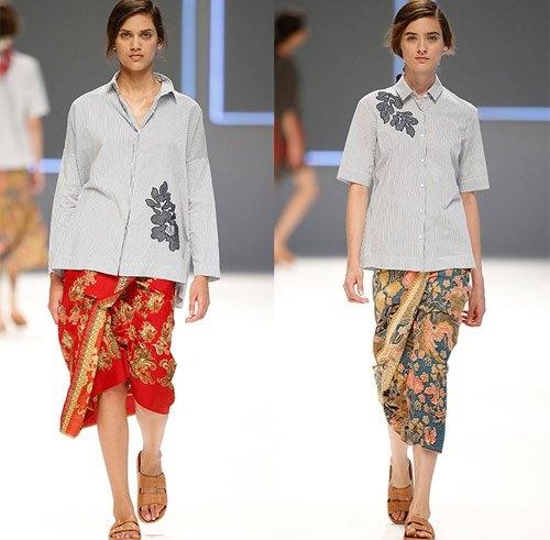 Chân váy của thương hiệu Lebor Gabala.