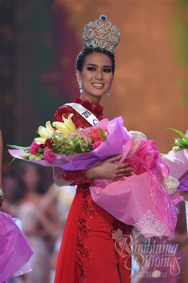 Hoa hậu Liên lục địa Philippines 2016 Jennifer Hammond