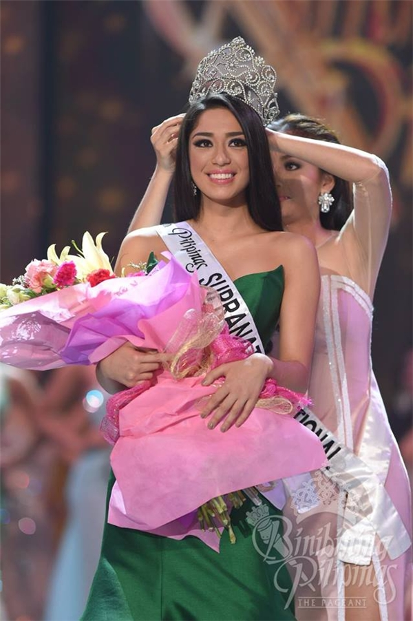 Hoa hậu Siêu quốc gia Philippines 2016 Joanna Eden