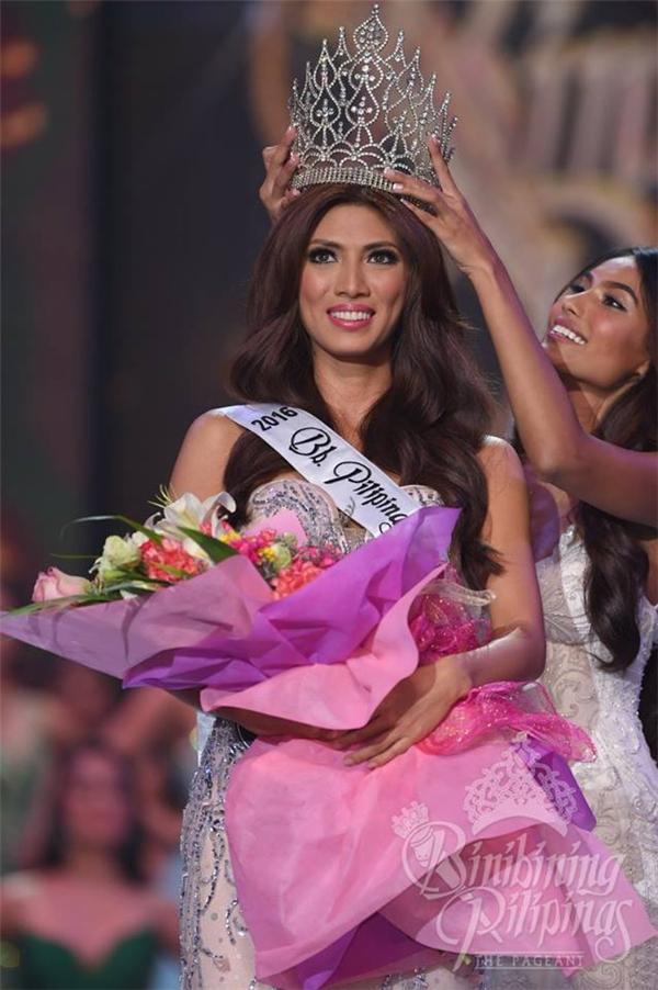 Hoa hậu Hòa bình Quốc tế Philippines 2016 Nicole Cordove
