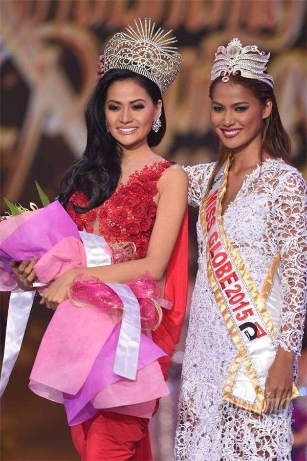 Hoa hậu Toàn cầu Philippines 2016 Nichole Marie Manalo