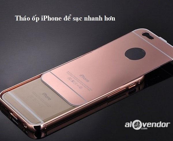 Những tuyệt chiêu giúp sạc iphone nhanh hơn - 3