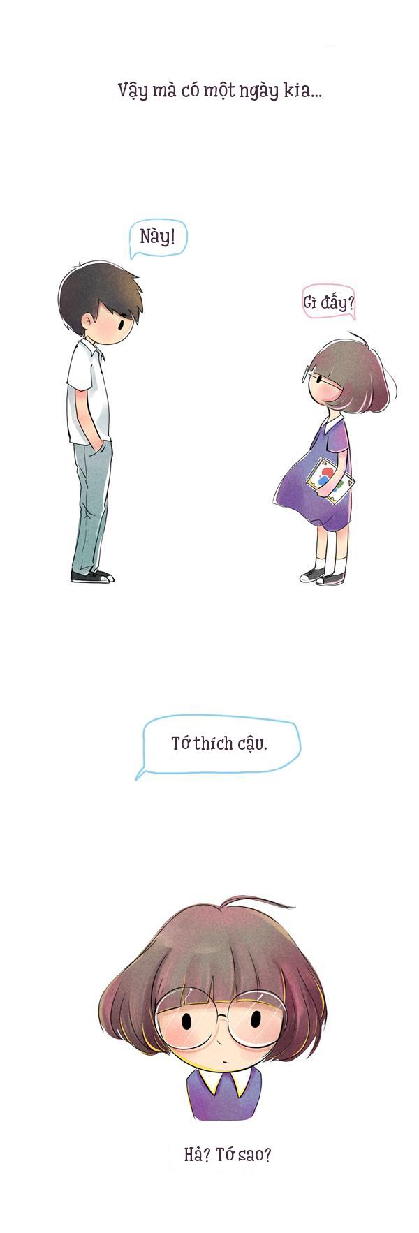 Ấy vậy mà, có người lại rung cảm vì con người bạn. (Ảnh: Internet)