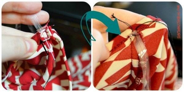 Đây là cách dùng dây treo áo đúng cách và tránh bị lộ ngoài ra khi mặc