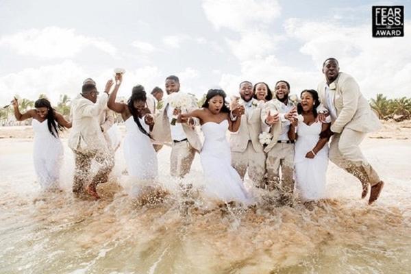 12 bức ảnh cưới lung linh nhìn là muốn lên xe hoa