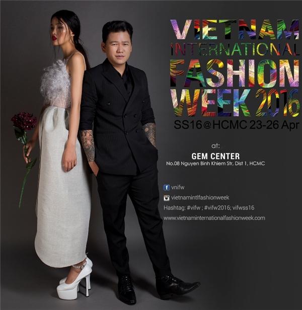 Là một gương mặt trẻ nhưng sớm đạt được nhiều thành công, Chà Mi được nhà thiết kế Hoàng Minh Hà chọn mặt gửi vàng cho vị trí đinh trong bộ sưu tập lần này.