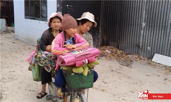 Hành trình đến trường của Quỳnh Giaolà quãng đường đạp xe không mỏi mệt của người mẹ nghèo.