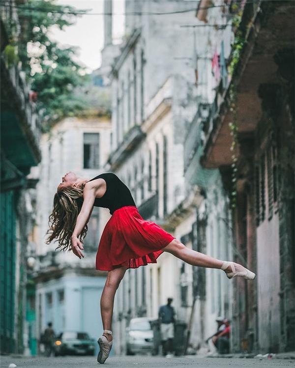 Những người nghệ sĩ ở Cuba dù nhận mức lương khá bèo bọt nhưng họ rất được tôn trọng.
