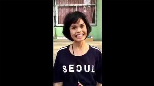 """""""Hot girl"""" Thái Lan độc thân yêu đời khiến dân mạng """"phát cuồng"""""""
