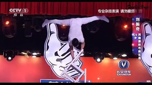 Người nghệ sĩ này đã làm gì mà khiến Phạm Băng Băng... nín thở?