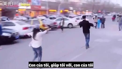 Bạn sẽ làm gì khi chứng kiến một cảnh bắt cóc trên đường?