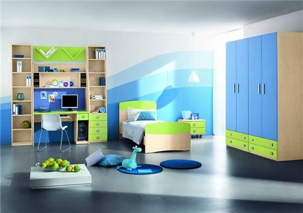 Những phòng ngủ dành cho trẻ em khiến người lớn cũng mê