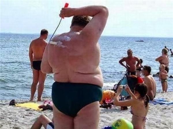 Nỗi lòng của người đi biển một mình. (Ảnh: Internet)