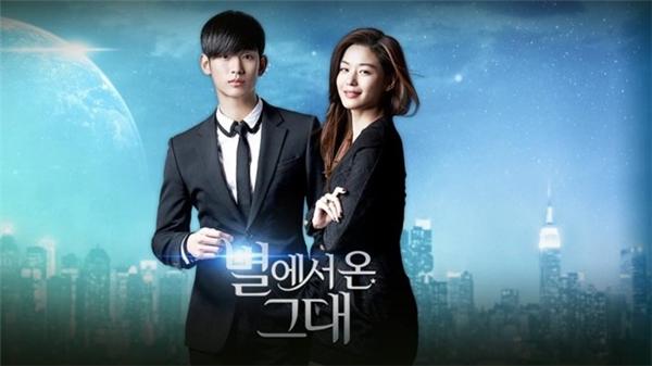 Kim Soo Hyun và Jun Ji Hyun là linh hồn cho Vì sao đưa anh tới