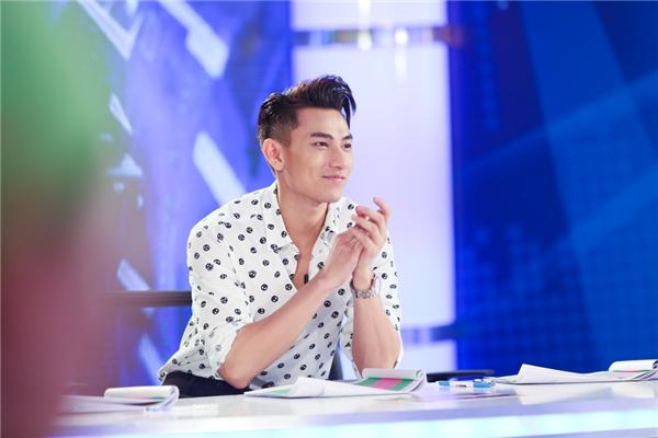 50 sắc thái cực đáng yêu của Isaac ghi ngồi trên ghế nóng - Tin sao Viet - Tin tuc sao Viet - Scandal sao Viet - Tin tuc cua Sao - Tin cua Sao