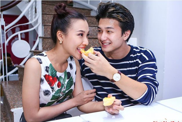 Huỳnh Anh - Hoàng Oanh