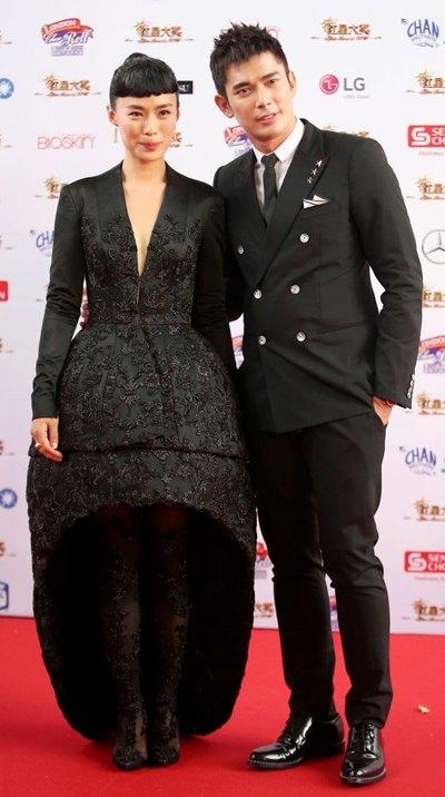 Diễn viên Rebecca Lim và Elvin Ng