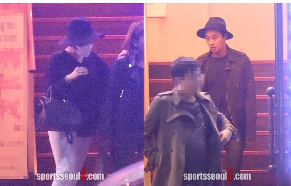 Sau khi bịSports Seoultung ảnh hẹn hò, cả 2 đã công khai tình cảm. (Ảnh: Internet)