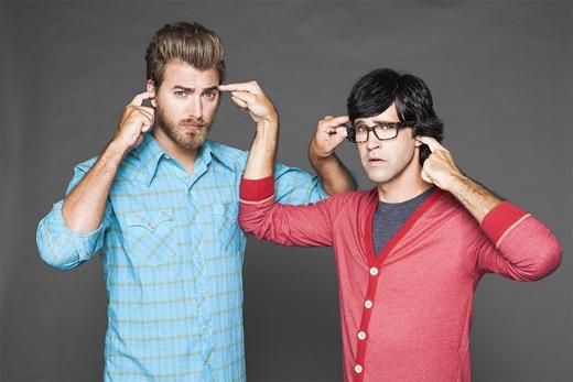 Rhett và Linksở hữu10 triệu đô la.(Ảnh: Internet)