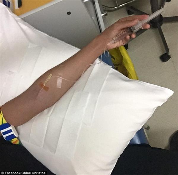 Christosđược truyền dịch máu thường sử dụng trong việc truyền máu cho đàn ông mắc phải bệnh này. (Ảnh: Internet)