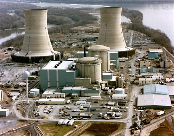 Đảo Three Mile - nơi xảy ra thảm hoạ hạt nhân năm 1979