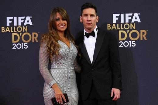 Bạn gái ghen tuông, Messi phải block Instagram của Hoa hậu siêu vòng ba?