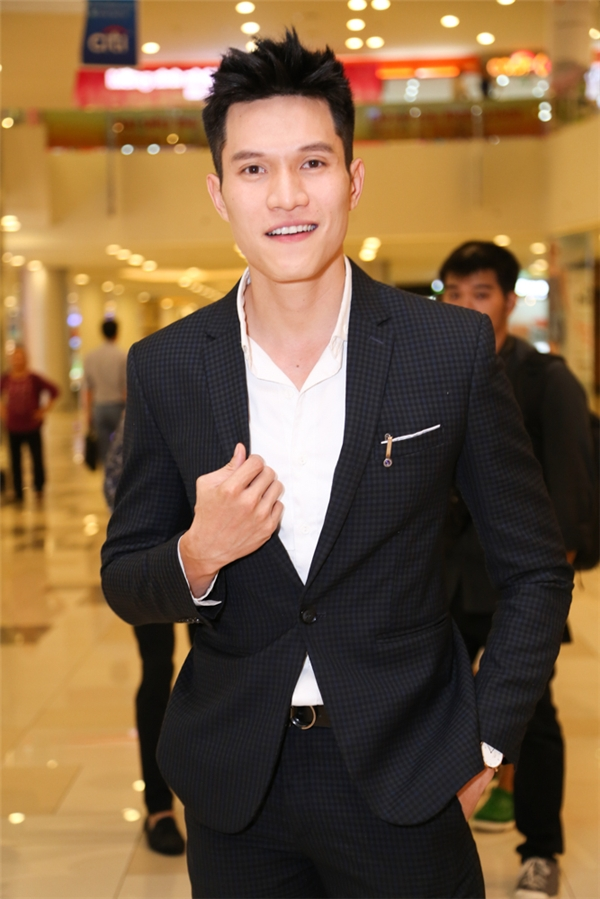 Nam diễn viên điển trai Minh Anh - Tin sao Viet - Tin tuc sao Viet - Scandal sao Viet - Tin tuc cua Sao - Tin cua Sao