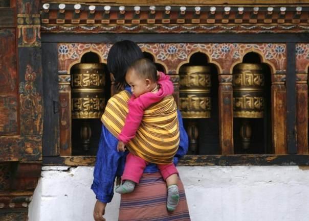Tình trạng bạo lực gia đình là một vấn nạn nhức nhối ở Bhutan.