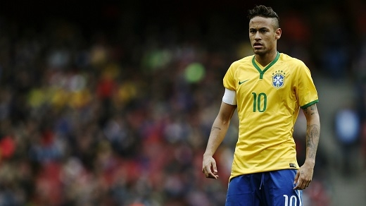 Neymar sẽ vắng mặt ở Copa America 2016