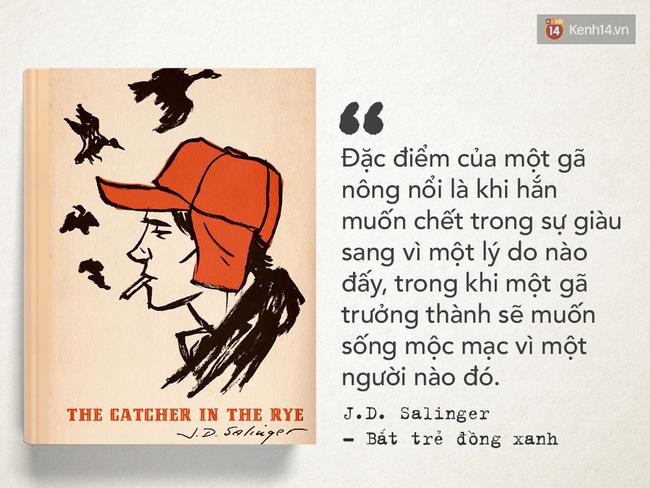 Nhân ngày đọc sách, hãy đọc trích dẫn từ 16 cuốn sách đầy cảm hứng của làng văn học thế giới