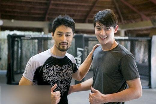 James Jirayu và Johny Trí Nguyễn