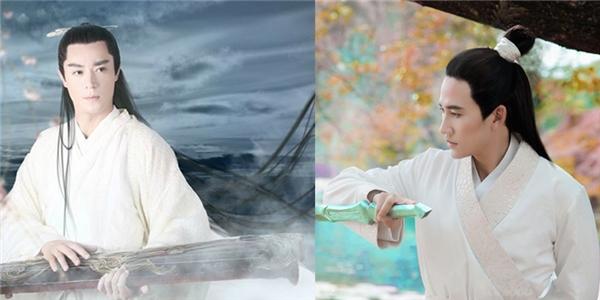 So với Bạch Tử Họa của bản truyền hình Trung Quốc, Hà Trí Quang được đánh giá là có nhan sắc thiếu cá tính vàkhông toát lên được khí chất lạnh lùng của nhân vật. (Ảnh: Internet)