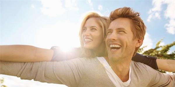Hạnh phúc sẽ đến khi biết tin tưởng và tha thứ cho nhau. Ảnh:Imagine Basket.