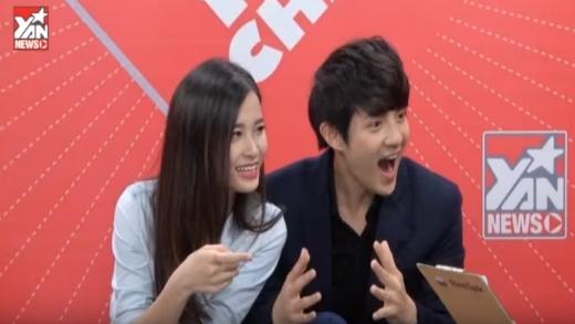 """YAN Chat: Đông Nhi chỉ là """"bình phong"""" của Ông Cao Thắng?"""