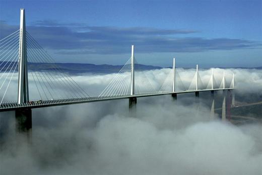 Cây cầu đặc biệt này phá 3 kỉ lục xây dựng thế giới.(Ảnh: Internet)