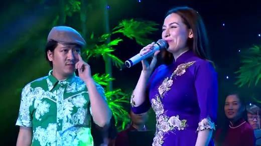 """Trường Giang, Hoài Lâm """"khoe giọng"""" hát bolero cùng Phi Nhung"""