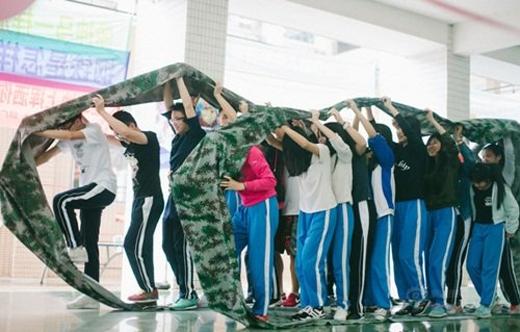 Những cách giảm áp lực thi đại học của học sinh Trung Quốc