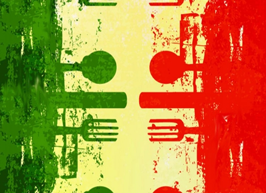 Tiếng Ý được sử dụng chủ yếu ở Ý, Thụy Sĩ, San Marino, Thành phố Vatican và Istria. (Ảnh: Internet)