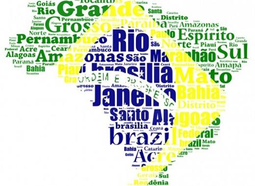 Tiếng Bồ Đào Nha được dùng chủ yếu ở Brazil và Bồ Đào Nha. (Ảnh: Internet)
