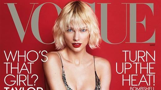 Cận cảnh mái tóc đang khiến dân mạng thế giới phát sốt của Taylor Swift