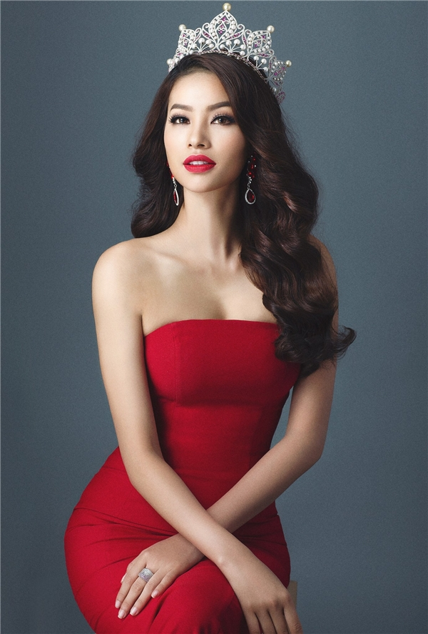 Hoa hậu Hoàn vũ Việt Nam 2015 Phạm Hương - Tin sao Viet - Tin tuc sao Viet - Scandal sao Viet - Tin tuc cua Sao - Tin cua Sao