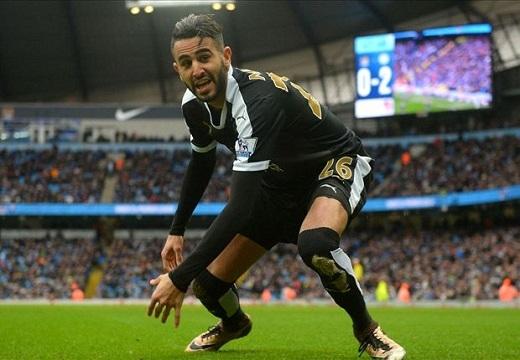 Riyad Mahrez góp công lớn trong thành công của Leicester City ở mùa này. Ảnh: Internet.