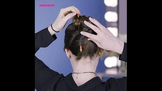 6 kiểu tóc đẹp không ngờ chỉ với 1 cây bút chì