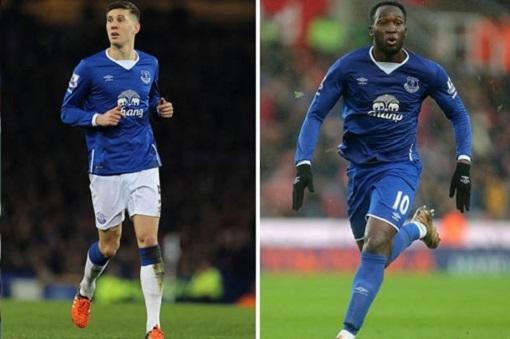 Chelsea có thể mất 90 triệu bảng cho Stones và Lukaku