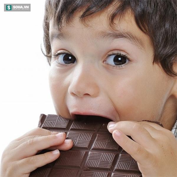 Ăn nhiều socola có thể khiến bạn thông minh hơn đấy!