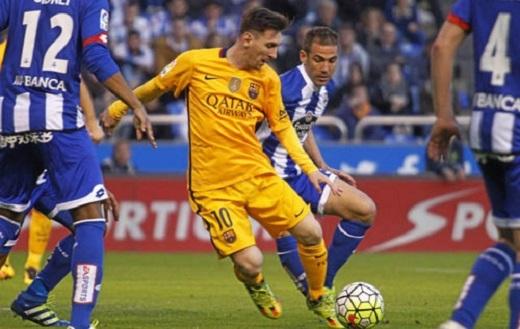 """Với 121 lần """"dọn cỗ"""" cho các đồng đội, Messi đã trở thành """"Vua kiến tạo"""" trong lịch sử Liga"""