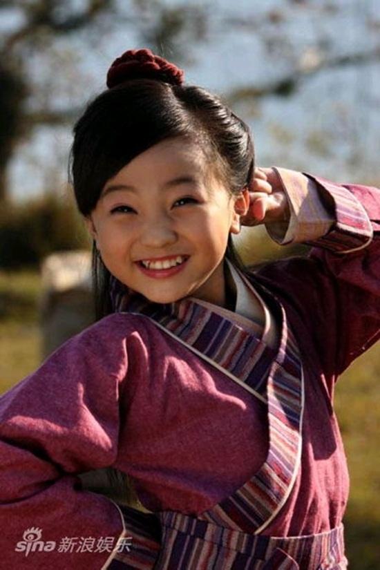 Nét đẹp trong trẻo của Lâm Diệu Khả được lòng khán giả.