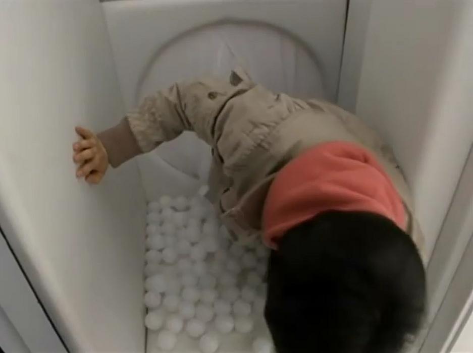 Cổng hồi sinh của Xinglai.(Ảnh: Chụp từ clip)