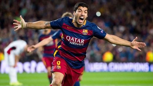 """Suarez đang có một phong độ """"khủng khiếp trong hai trận đấu vừa qua"""